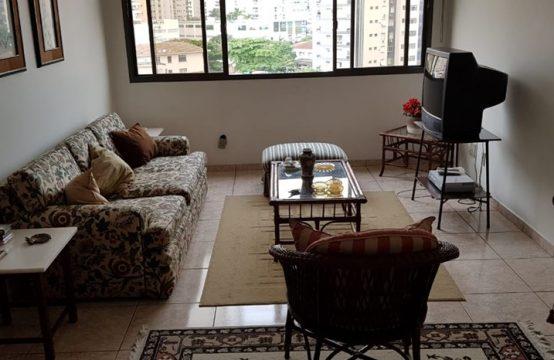Apartamento 2 Dorms sendo 1 suíte c/ Dependência completa – 01 Vaga Demarcada – VAZIO