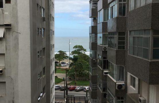 Ponta da Praia Trabulsi Apartamento Quarto e Sala