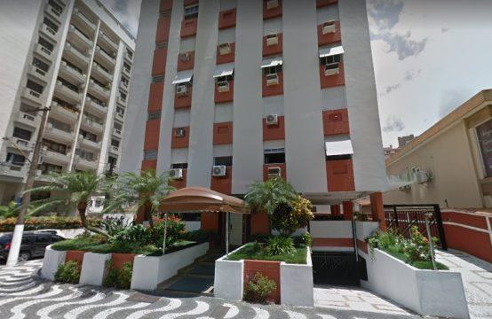 Ponta da Praia 3 Dorms Apartamento Frente Andar Alto 1 Vaga