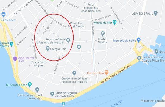 Sobrado Geminado – 02 Dorms – Ponta da Praia – Ref. 0023